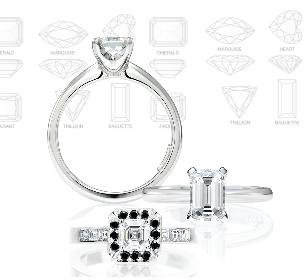 mjs jewellery fancy cut diamonds